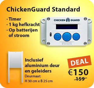 chickenguard-standard-met-kippendeur