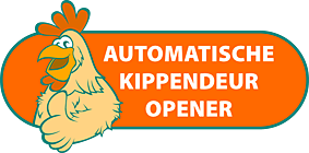 chickenguard en nightwatch kippendeur openers logo