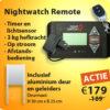 nightwatch remote automatische kippenhok opener