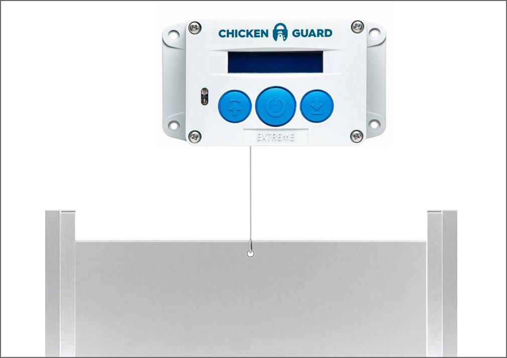 chickenguard-extreme-kippendeur
